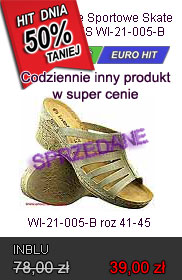 euroobuwie.pl - PROMOCJA 50% codziennie nowe produkty