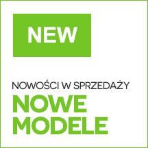 NOWOŚCI - Nowe Modele nowości w naszej ofercie
